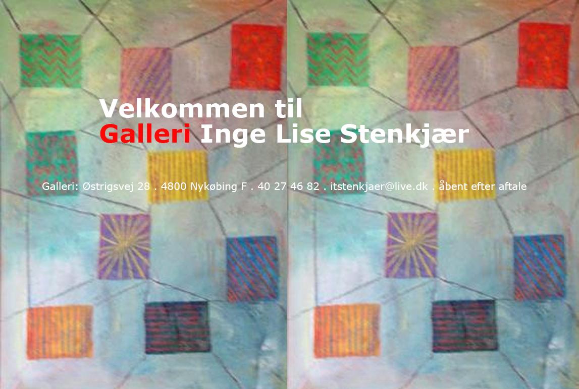 Inge Lise Stenkjær - forside - hjemmeside